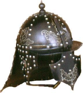 Pappenheim black Helmet