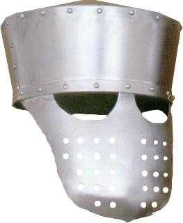 Flat-topped Helmet