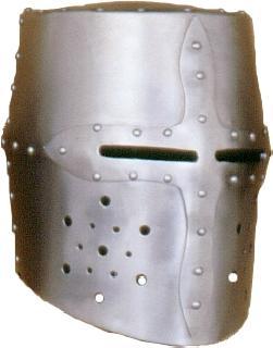 Rounded  Helmet