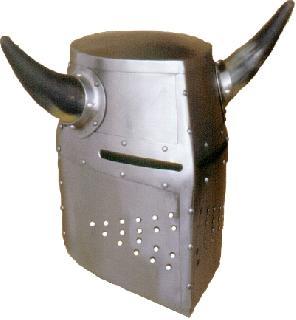 Horns-German Helmet