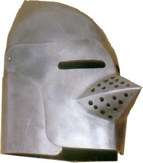 Basinet I. Helmet