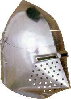 Basinet IV.   Helmet