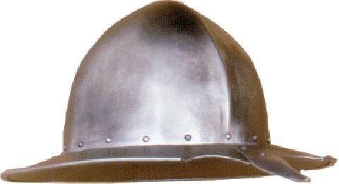 Rounded shooter Helmet