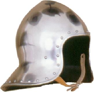 Open shooter Helmet