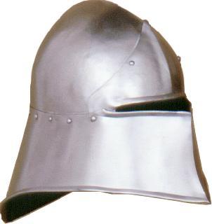 Sallet  Helmet