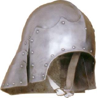 Open shooter Helmet