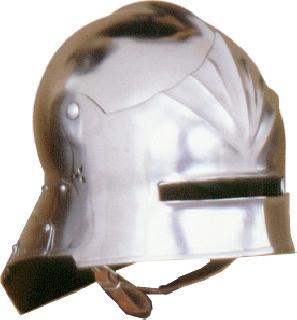 Sallet II.  Helmet
