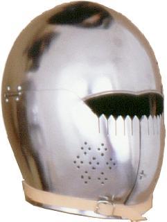 Great Basinet rounded Helmet