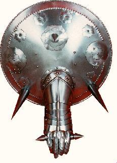 Shield-fighting-big iron Shield