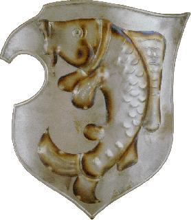 Shield-wrought iron Shield