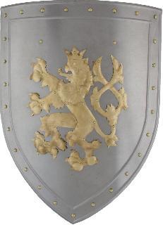 Iron-brass Shield