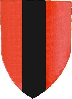Shield-painted iron Shield