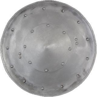 Buckler-iron Shield