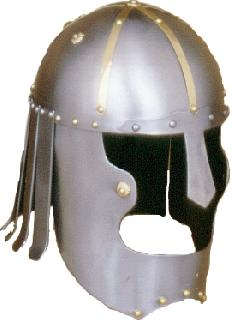 Russian-brass Helmet