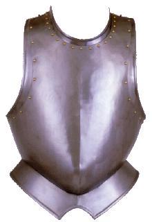 Renaissance  Breast Plate
