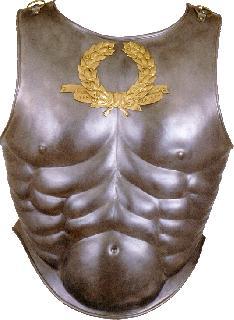 Roma Breast Plate