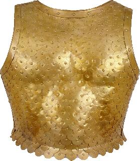 Roma Breast Plate