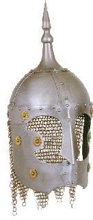 Persian-brass Helmet