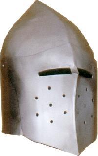 Visior IV.   Helmet