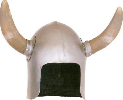 Horns  Helmet