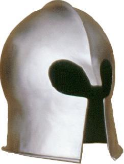 Corinthian style I. Helmet