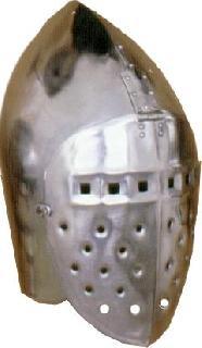 Visior II. Helmet