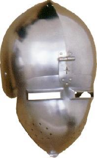 Visior III.  Helmet
