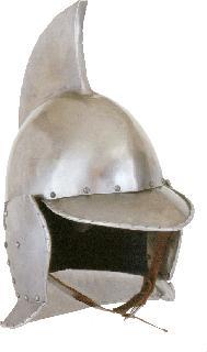 Burgonet  Helmet