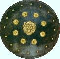 Buckler iron-brass Shield (ST-01.04)