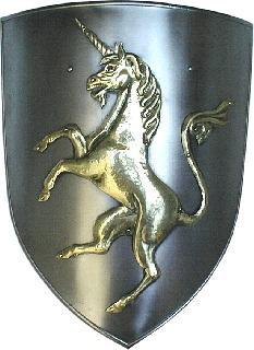Shield-wrought iron-brass (ST-04.02a-006)